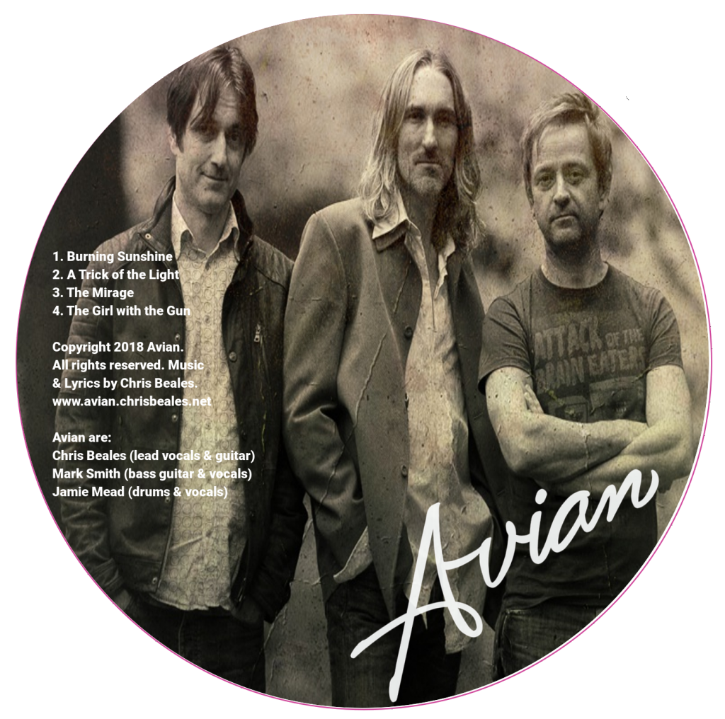 Avian EP disk image